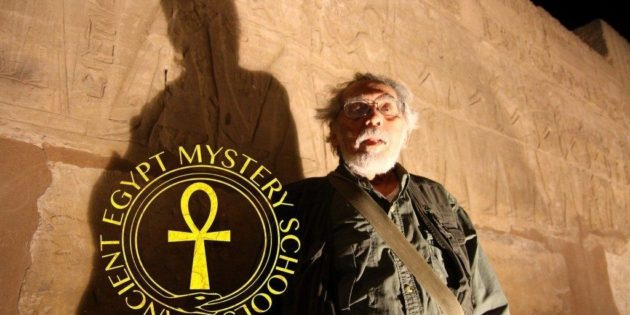 Egypt Mystery Schools ep1 John Anthony West